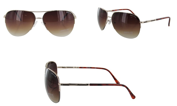 Kenneth Cole Aviator Sunglasses  kenneth cole reaction sunglasses for men and women groupon