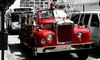San Francisco Fire Engine Tours & Adventures - San Francisco: Holiday Lights Tour for One, Two, or Four from San Francisco Fire Engine Tours & Adventures ($75 Value)