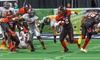 Texas Revolution - Allen Event Center: Texas Revolution Indoor Football Game (February 24–May 19)
