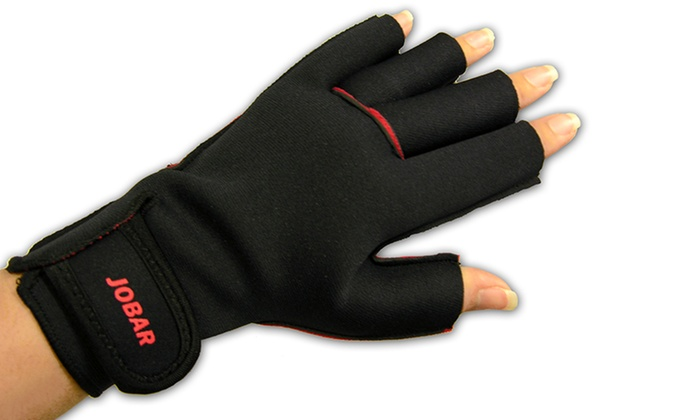 Miracle or Magnetic Therapy Arthritis-Relief Gloves: $6.99 for Miracle or Magnetic Therapy Arthritis-Relief Gloves for Men or Women (Up to $14.99 List Price). Free Returns.