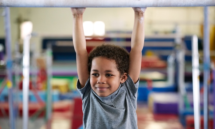Zenit Gymnastics - Canton: $48 for Boys' Registration and One Month of Gymnastics Classes at Zenit Gymnastics ($115 Value)