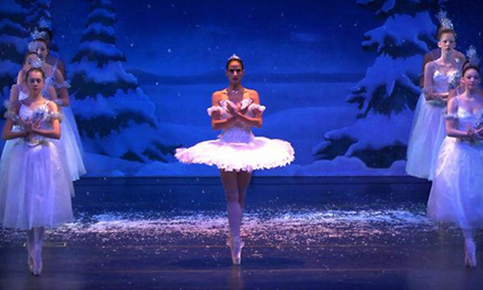 "Syracuse City Ballet Presents ""The Nutcracker"" - The Oncenter Crouse Hinds Theater: $19 to See Syracuse City Ballet's ""The Nutcracker"" at The Oncenter Crouse Hinds Theater (Up to $38.95 Value)"