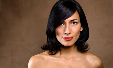 Haircut and Style with Optional Color, or Three Blow-Dry Styles at Capelli D'Oro 5th Ave Salon (Up to 61% Off)