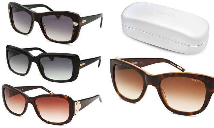 266935c85a5c Nina Ricci Women's Sunglasses   Groupon Goods