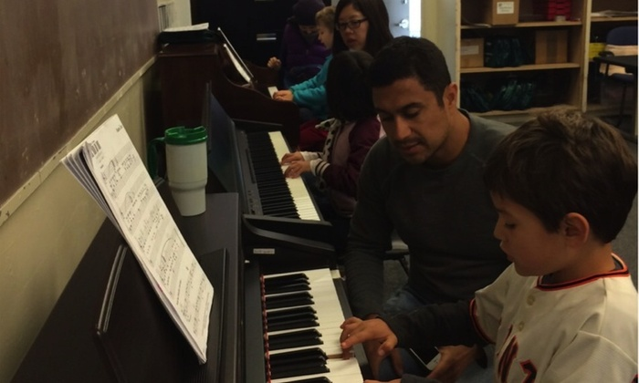 Melody Academy Of Music - Multiple Locations: Two Musical Instrument Classes at Melody Academy of Music (75% Off)