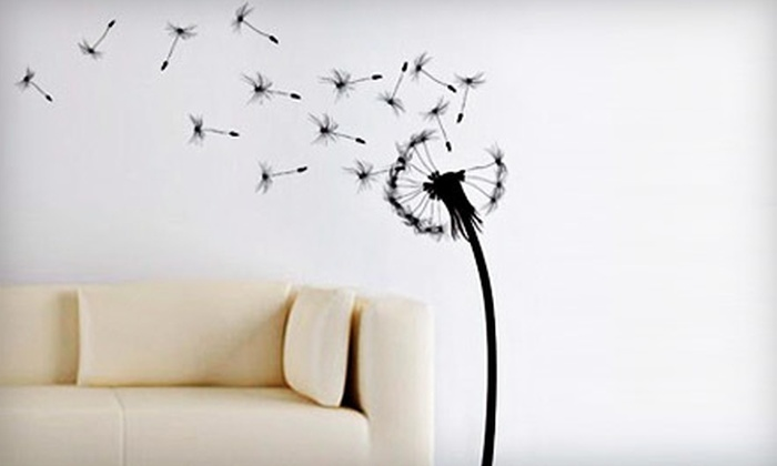 Instyle Space Inc.: Wall Stickers or Patio Furniture at Instyle Space Inc. (Up to 67% Off)