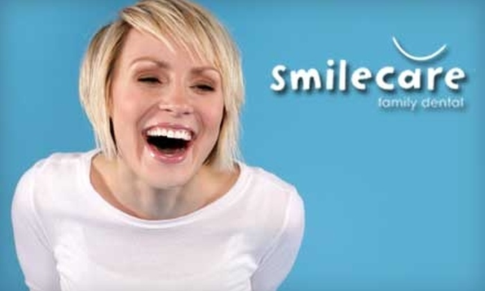 SmileCare Family Dental - Multiple Locations: $159 for a Zoom! Whitening Treatment and Exam from SmileCare Family Dental ($510 Value). Choose from Two Locations.