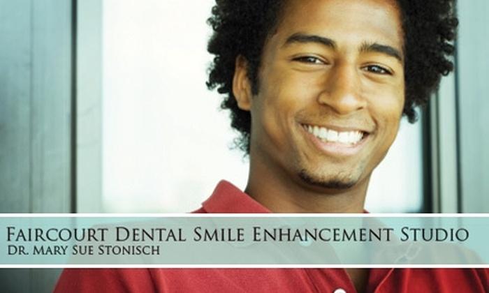 Faircourt Dental Smile Enhancement Studio - Grosse Pointe: $149 for Teeth Whitening and Exam at Faircourt Dental Smile Enhancement Studio ($361 Value)