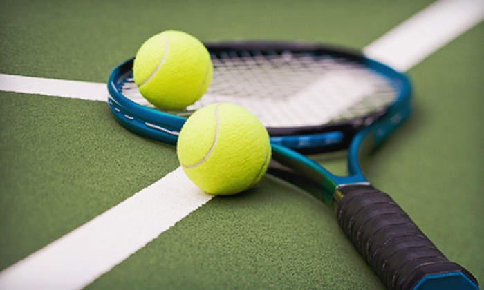 North County Tennis Pro's - Carlsbad: Four 60-Minute Group or Private Tennis Lessons at North County Tennis Pro's in Rancho Santa Fe (Up to 54% Off)