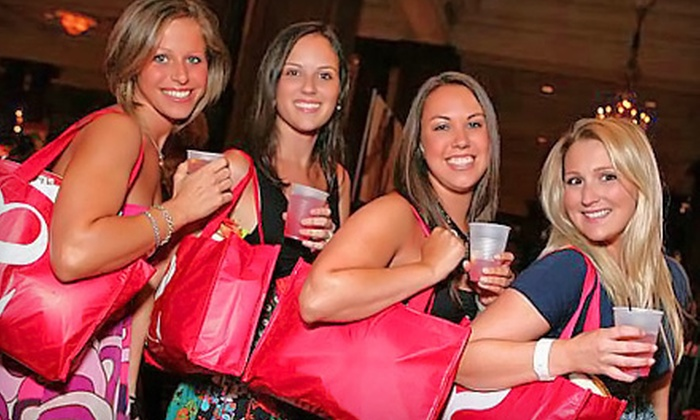 Shecky's Girls Night Out - Grand Center: $15 for One Ticket to Shecky's Girl's Night Out and Goodie Bag on October 11 ($30 Value)