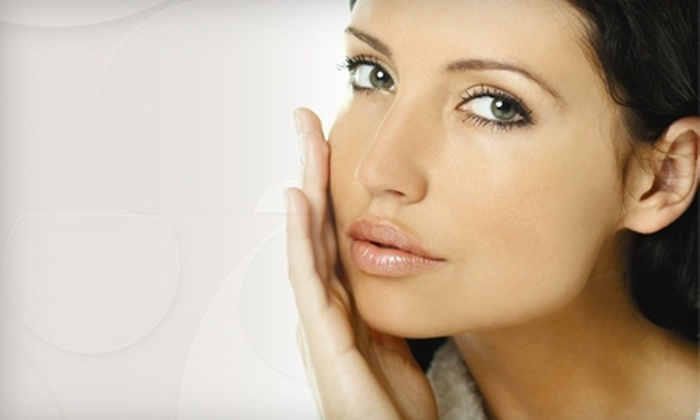 Balanced Health & Beauty - Northwest Austin: $50 for a Skin-Tightening Treatment for the Face or Décolleté at Balanced Health & Beauty (Up to $295 Value)