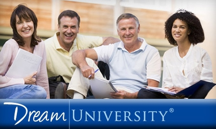 Dream University - O'Hare: $49 for Admission to Create Your Future Now Workshop from Dream University