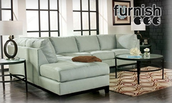 furnish 123-Austin - Brentwood: $25 for $100 Worth of Furniture and Accessories at furnish 123-Austin