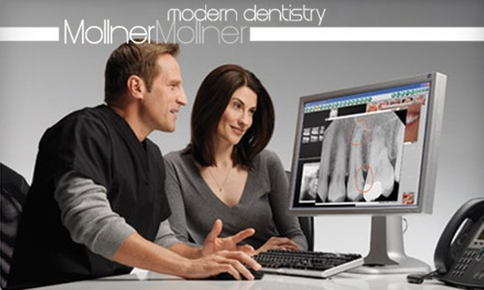 Mollner/Mollner Modern Dentistry - East Colorado Springs: $49 for a Comprehensive Oral Exam, Cleaning, X-Rays, and a Cosmetic Consultation with Digital Imaging at Mollner/Mollner Modern Dentistry (Up to $338 Value)