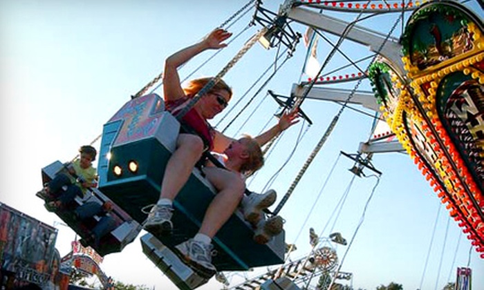 Gold Country Fair - Auburn: Admission for Two to Gold Country Fair on Thursday, September 8; Saturday, September 10; or Sunday, September 11