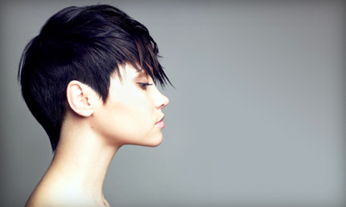 Gary Manuel Aveda Institute - Broadway: $25 for $50 Worth of Hair Services at Gary Manuel Aveda Institute