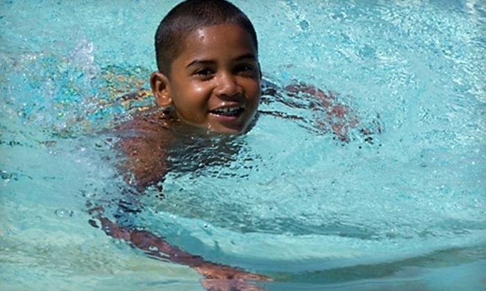 The Springs Aquatic Center - Kansas City: $18 for Four Daily-Admission Passes to The Springs Aquatic Center (Up to $36 Value)