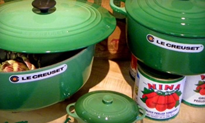 Poggi Bonsi - Multiple Locations: $15 for $30 Worth of European Kitchen Accessories at Poggi Bonsi