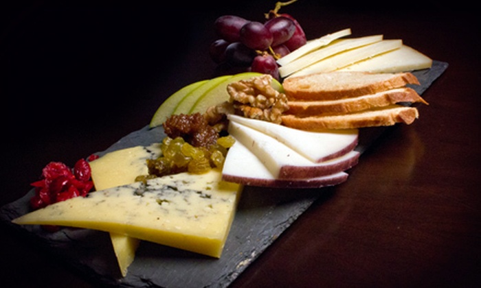 Park Avenue Wine Bar & Merchant - Barrington: $23 for Two Wine Flights and Cheese and Charcuterie Platter at Park Avenue Wine Bar & Merchant in Barrington ($46 Value)