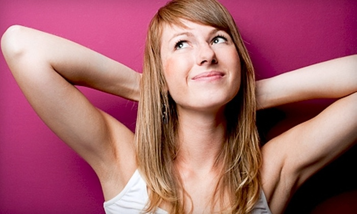 Carson Medical Group Cosmetic Laser Center - Carson City: $149 for Six Laser Hair-Removal Treatments at Carson Medical Group Cosmetic Laser Center in Carson City (Up to $525 Value)