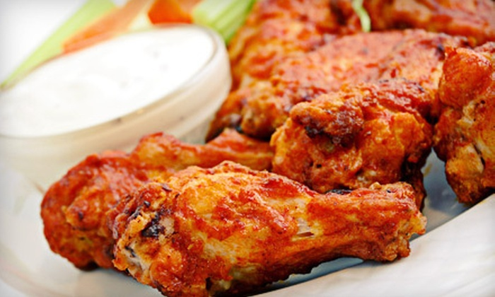 Wildcat Wings - Brannon Crossing: $10 for $20 Worth of Wings and Drinks at Wildcat Wings in Nicholasville