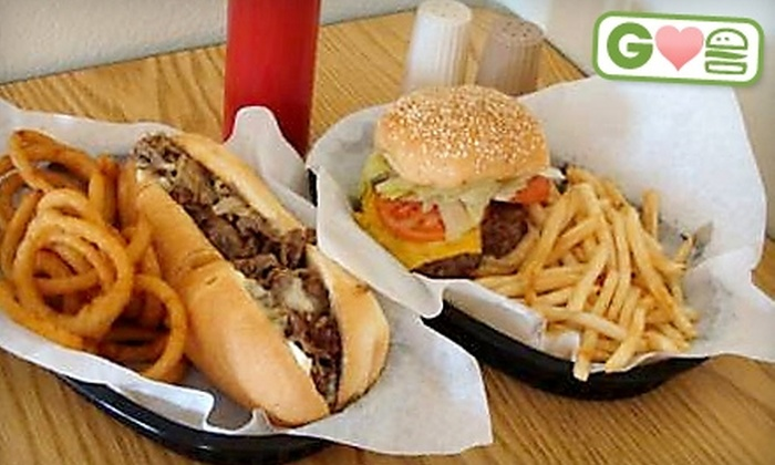 Cheddar Jack's - Goldenrod: $5 for $10 Worth of Burgers and Drinks at Cheddar Jack's in Winter Park