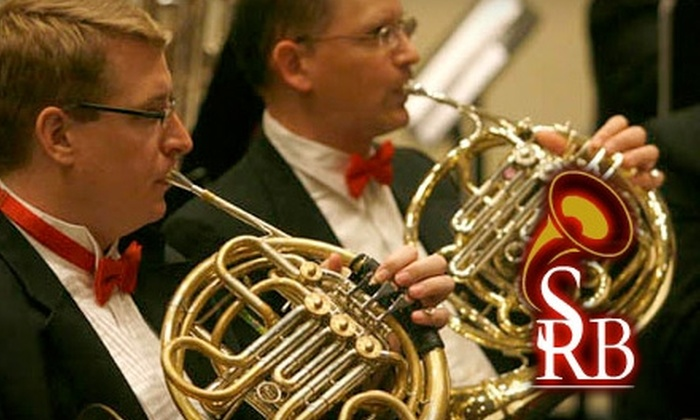 "Salt River Brass - Multiple Locations: Two Tickets to Salt River Brass ""Holiday Pops"" Concert (Up to $39 Value). Two Dates and Seating Options Available."