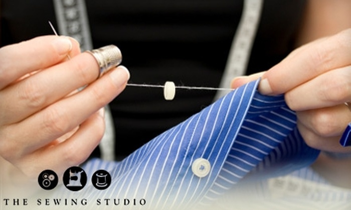 The Sewing Studio - Summerhill: $149 for an Eight-Week Introductory Sewing Program at The Sewing Studio ($313 Value)