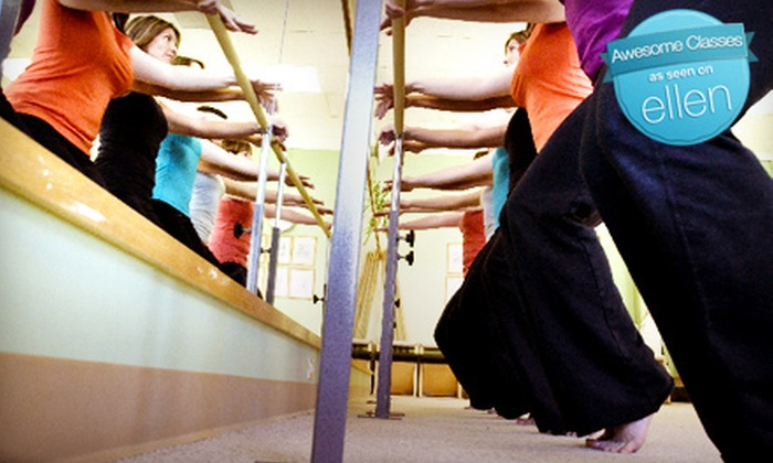 Pilates on Highland - Highland Park: Five or 10 Core Barre Classes at Pilates on Highland
