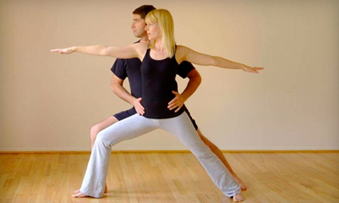 Red Lotus Yoga - Rochester: Three Yoga Classes ($48 Value)