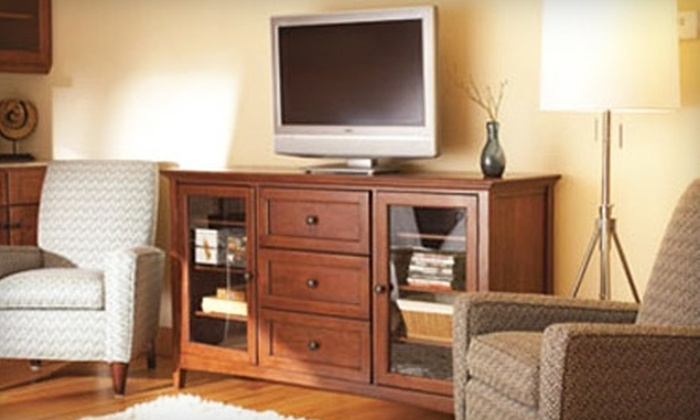 Wood You - Ocala: $50 for $100 Worth of Real Wood Furniture at Wood You