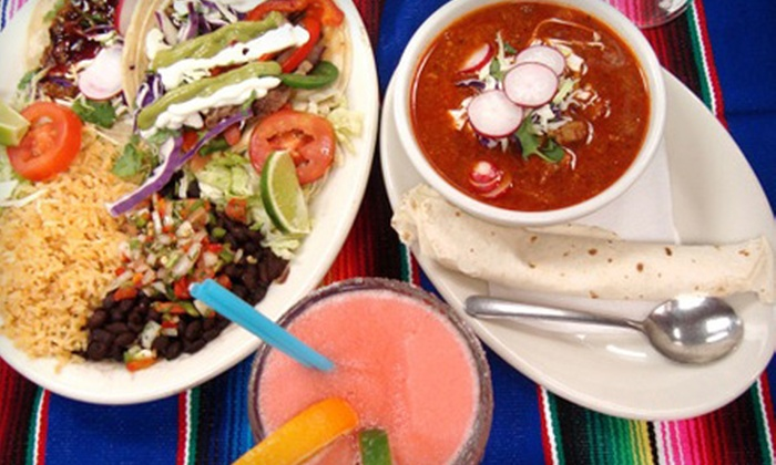 Blue Bonnet Cafe - Baker: $10 for $20 Worth of Mexican Fare at Blue Bonnet Cafe