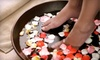 Salon Papillon - Saint Louis: $23 for a Pedicure and Paraffin Dip at Salon Papillon in Des Peres (Up to $50 Value)