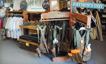 $40 Groupon to Barron's Outfitters - Barron's Outfitters in Columbia