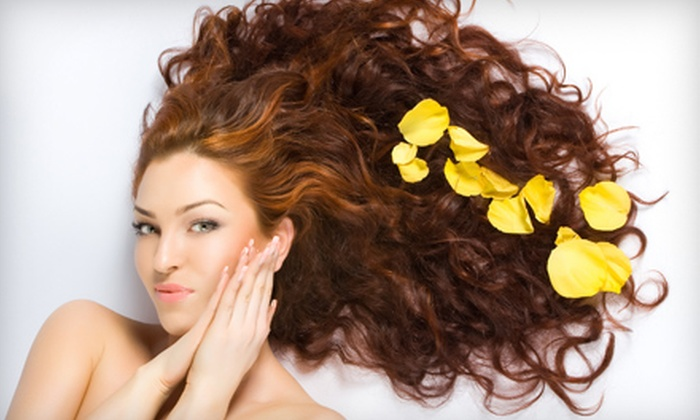 Rockstar Salon and Spa - Roselle: Two Microdermabrasion Treatments or $99 for $200 Worth of Services at Rockstar Salon and Spa in Roselle