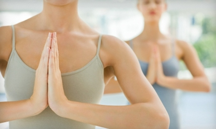 Blue Lotus Yoga - Pittsford: $40 for Unlimited One-Month Membership at Blue Lotus Yoga in Pittsford ($118.75 Value)