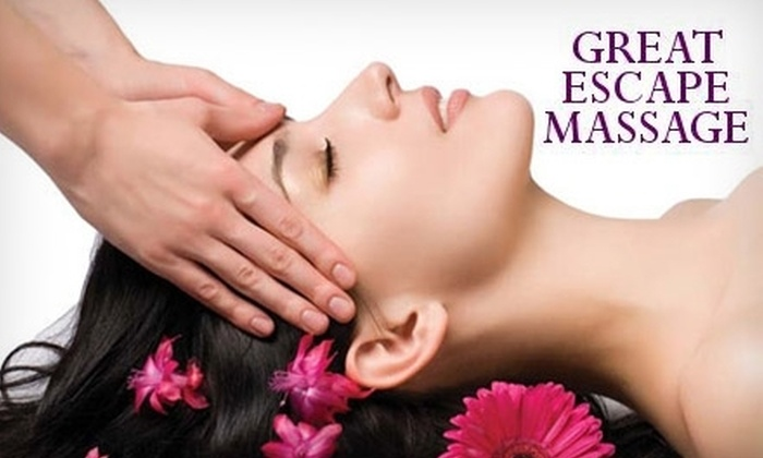 Great Escape Massage - Hoover: $37 for a 75-Minute Massage at Great Escape Massage