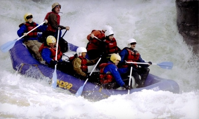 Dynamic Outdoors - Manhattan: $85 for a White-Water Rafting Day Trip on the Lehigh River from Dynamic Outdoors ($129 Value)