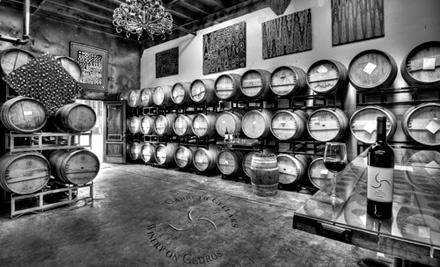 Carruth Cellars Winery - Carruth Cellars Winery in Solana Beach