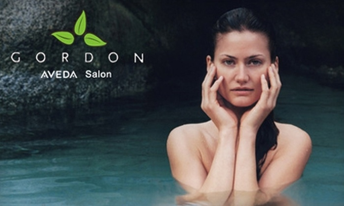 Gordon's Salon & Spa - Multiple Locations: $89 for a Spa Package at Gordon's Salon & Spa (Up to $187 Value)