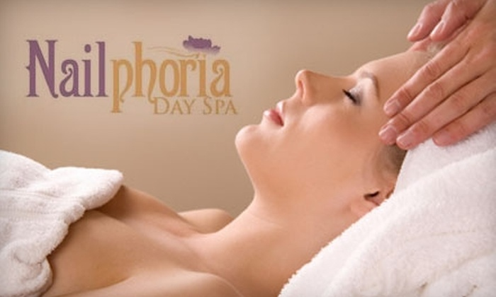 Nailphoria Day Spa - San Francisco: $40 for a One-Hour Massage at Nailphoria Day Spa