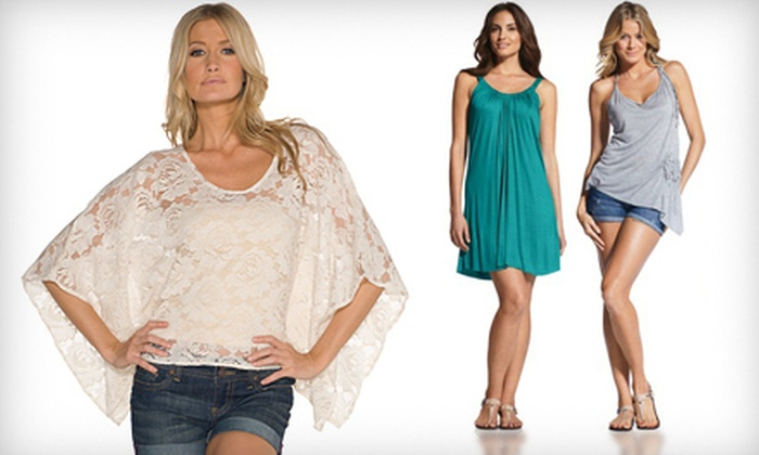 She She Boutique - East Columbus: $25 for $50 Worth of Women's Designer Clothing at She She Boutique in Bexley