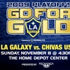 Up to 60% Off LA Galaxy Playoff Tickets