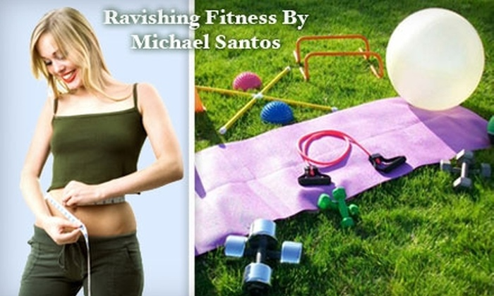 Mike Santos of Ravishing Fitness  - Fresno: $20 for Three Personal-Training Sessions with Mike Santos of Ravishing Fitness ($75 Value)