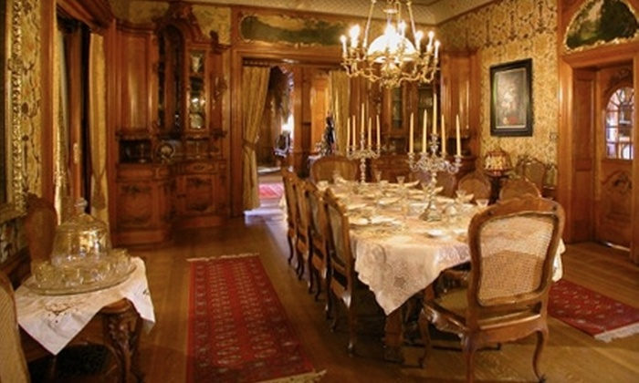 The Captain Frederick Pabst Mansion - Avenues West: $9 for Two Adult Tickets to Tour the Pabst Mansion ($18 Value)