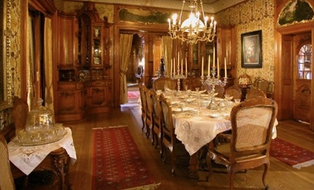 The Captain Frederick Pabst Mansion - The Captain Frederick Pabst Mansion in Milwaukee