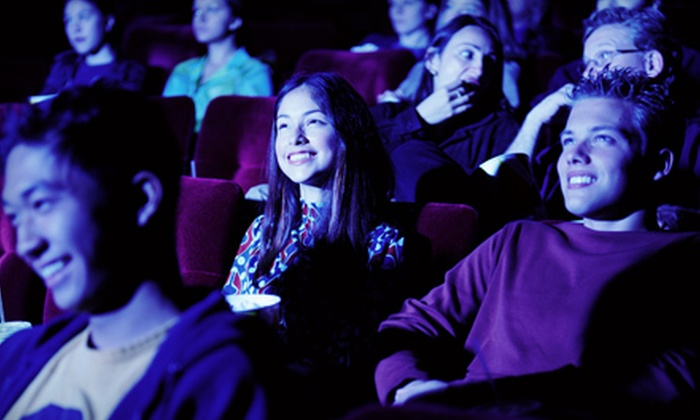 Silver Screen Theatre - North Central Pensacola: Movie-Matinee Outing for Two or Movie Night for Two at Silver Screen Theatre (Up to 56% Off)