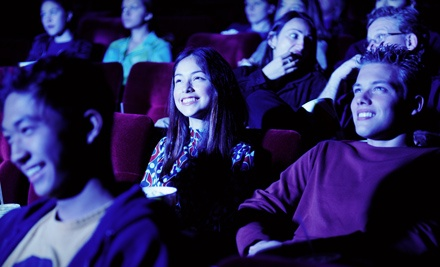 2 General Admissions to a Matinee Feature (up to a $9 value) - Silver Screen Theatre in Pensacola