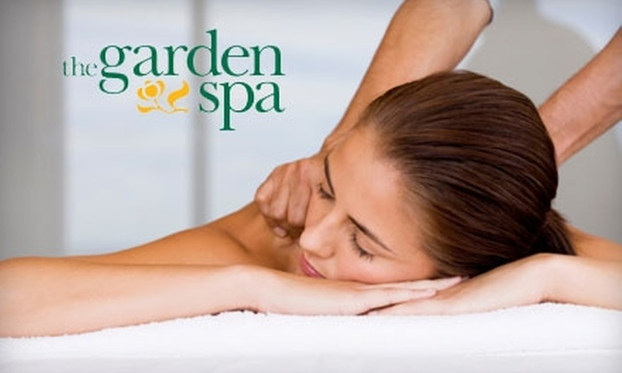 The Garden Spa - Sharpstown: $65 for a Swedish Massage, Hydrotherapy Tub Soak, and Mani-Pedi at the Garden Spa