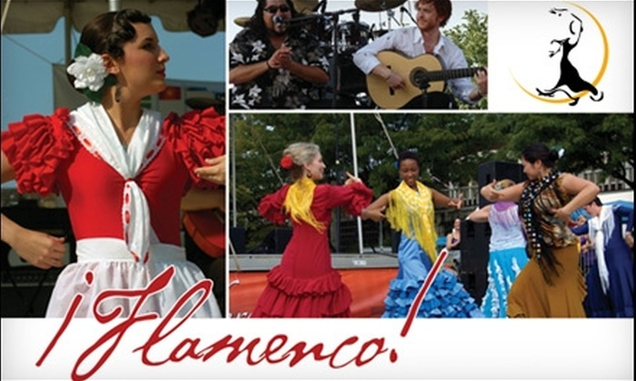 FlamencoTalk - Highlands: $30 for Four Introductory Flamenco Dance Classes at FlamencoTalk ($60 Value)